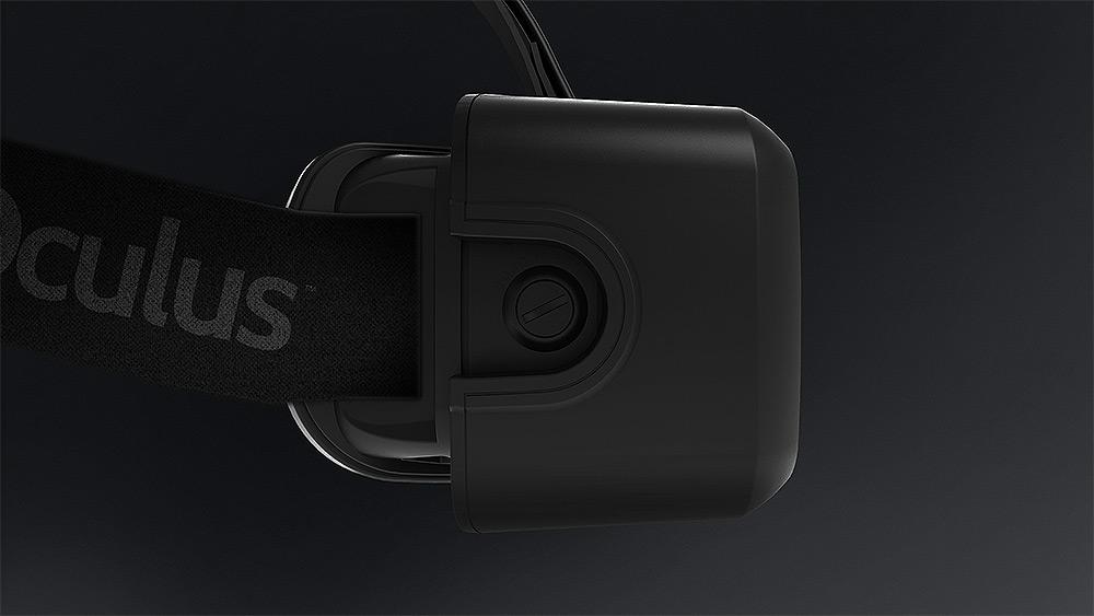 ゴーグル型VR機Oculus Rift DK2